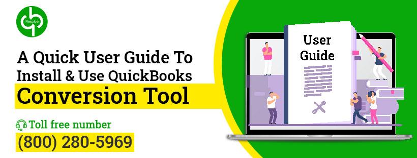 QuickBooks Conversion Tool