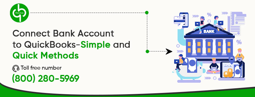 Connect Bank Account to QuickBooks